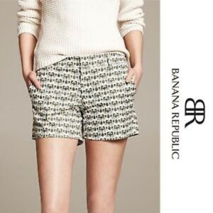 Banana Republic Shorts - Banana Repulic Hampton Navy Preppy Short Elephant
